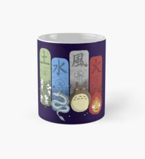 Ghibli Elemental Charms Mug
