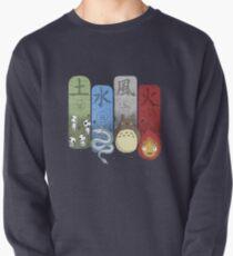 Ghibli Elemental Charms Pullover
