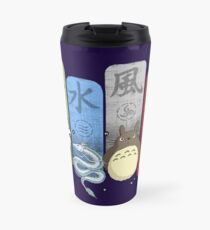Ghibli Elemental Charms Travel Mug