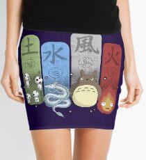 Ghibli Elemental Charms Mini Skirt