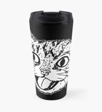 Just Kitten (no text) Travel Mug