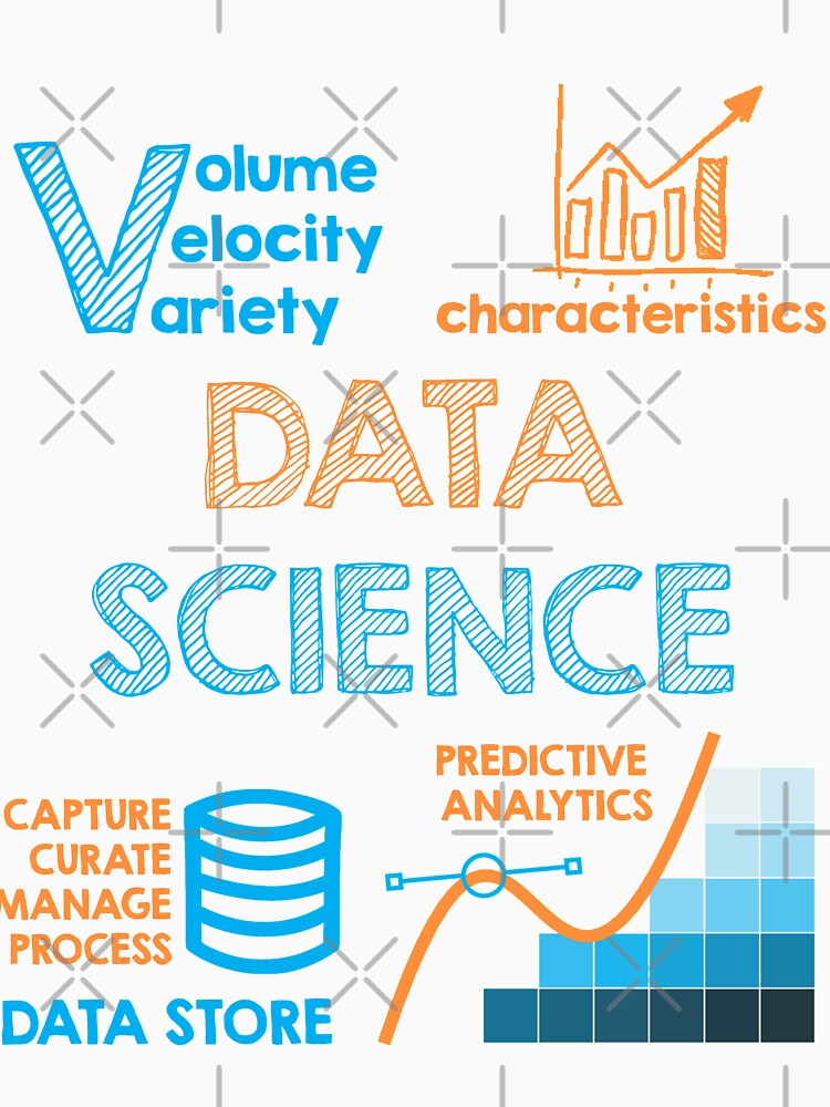 Data Science Designs by tshirtfandom