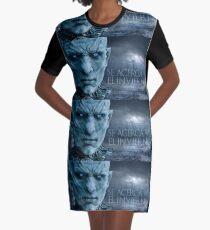 Invierno Viejo Graphic T-Shirt Dress