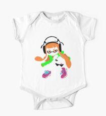 Splatoon Inkling Color Art Kids Clothes