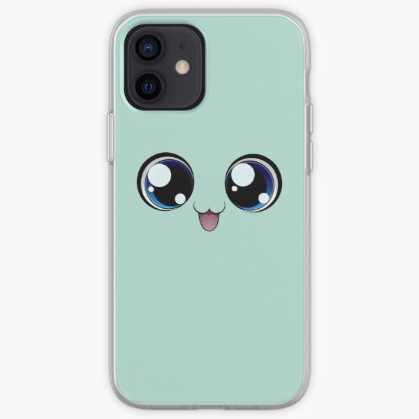 Chibi Face iPhone Soft Case