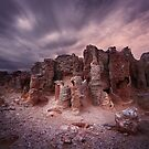 Petrified Forest - Cape Bridgewater by Mark Shean