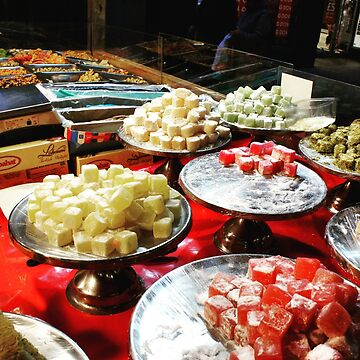 Turkish Delights Sweets  by santoshputhran