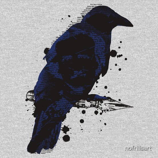 TShirtGifter presents: Nevermore