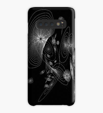 Polygonal Rings Universe Case/Skin for Samsung Galaxy