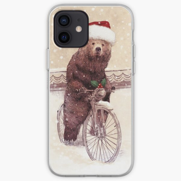 A Barnabus Christmas iPhone Soft Case