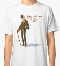 Bloody good wine Classic T-Shirt