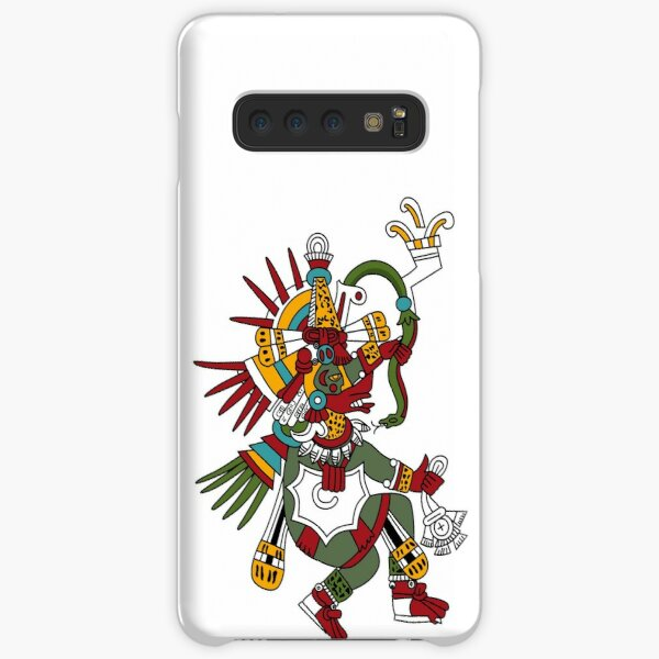 #Quetzalcoatl #featheredserpent #worship #Feathered Serpent Teotihuacan century Mesoamerican chronology veneration figure Mesoamerica Mexican religious center Cholula Maya area Kukulkan Samsung Galaxy Snap Case