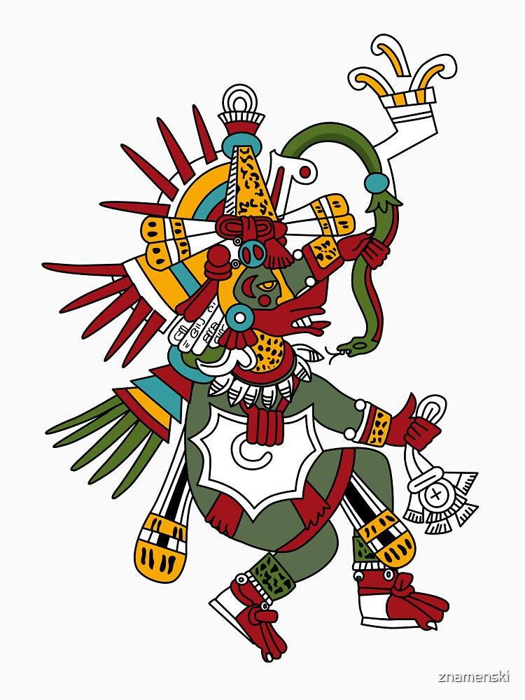 #Quetzalcoatl #featheredserpent #worship #Feathered Serpent Teotihuacan century Mesoamerican chronology veneration figure Mesoamerica Mexican religious center Cholula Maya area Kukulkan by znamenski