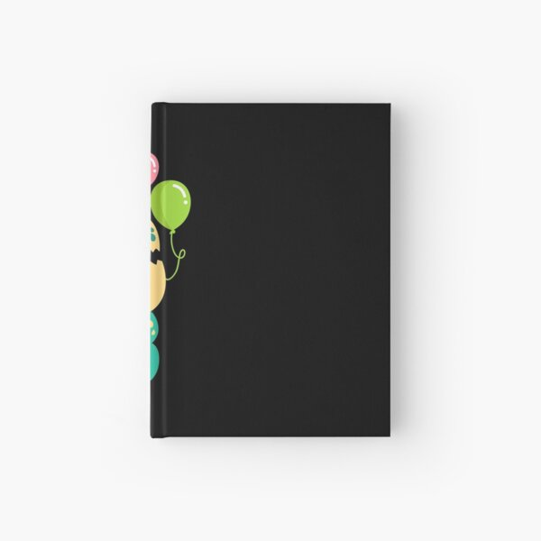 Dino Dinosaur Birthday 3 Three Years Gift Hardcover Journal