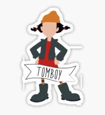 Spinelli - Tomboy Sticker