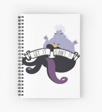 Ursula - Got It Flaunt It Spiral Notebook