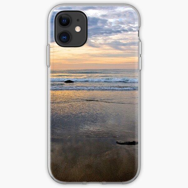 Well's Beach Maine 4 iPhone Soft Case