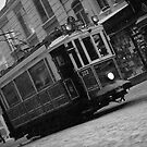 Tram by Can Berkol