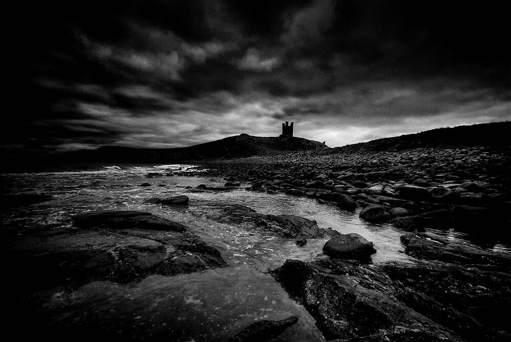 Castles on the Coastline by Rory Garforth