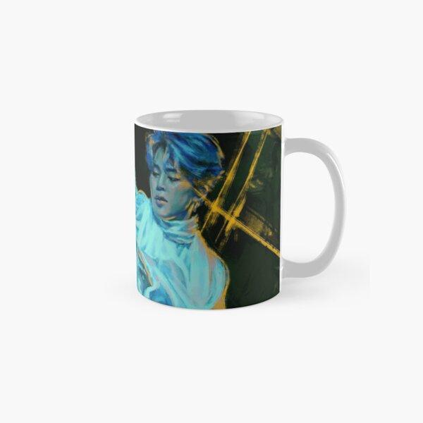 gravity + moon Classic Mug