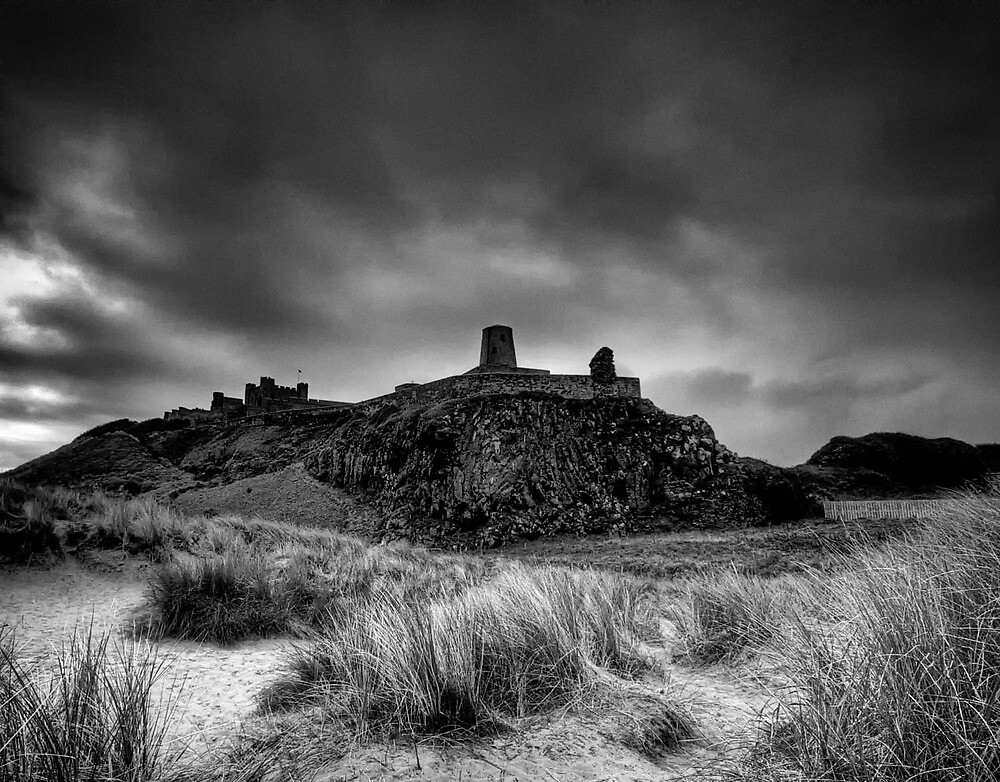 Castles on the Coastline 2 by Rory Garforth