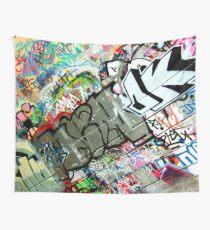 Graffiti Urban London Kunst Wandbehang
