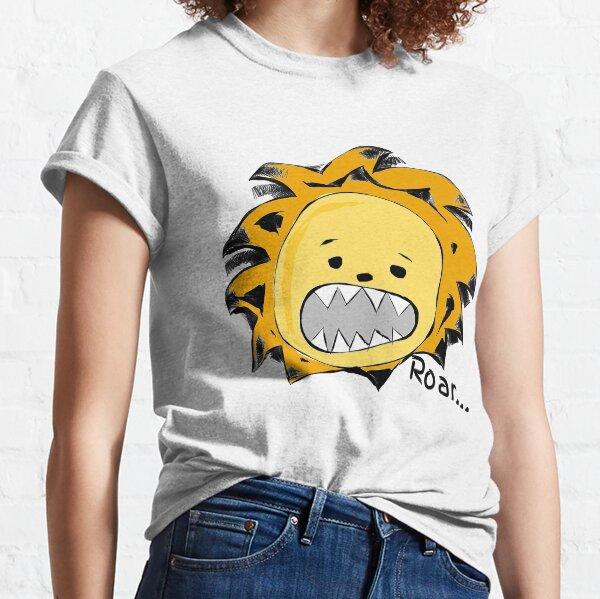 Beth Roars Little Lion Classic T-Shirt