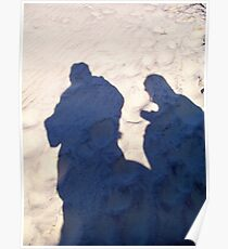 Sandy Shadows Poster
