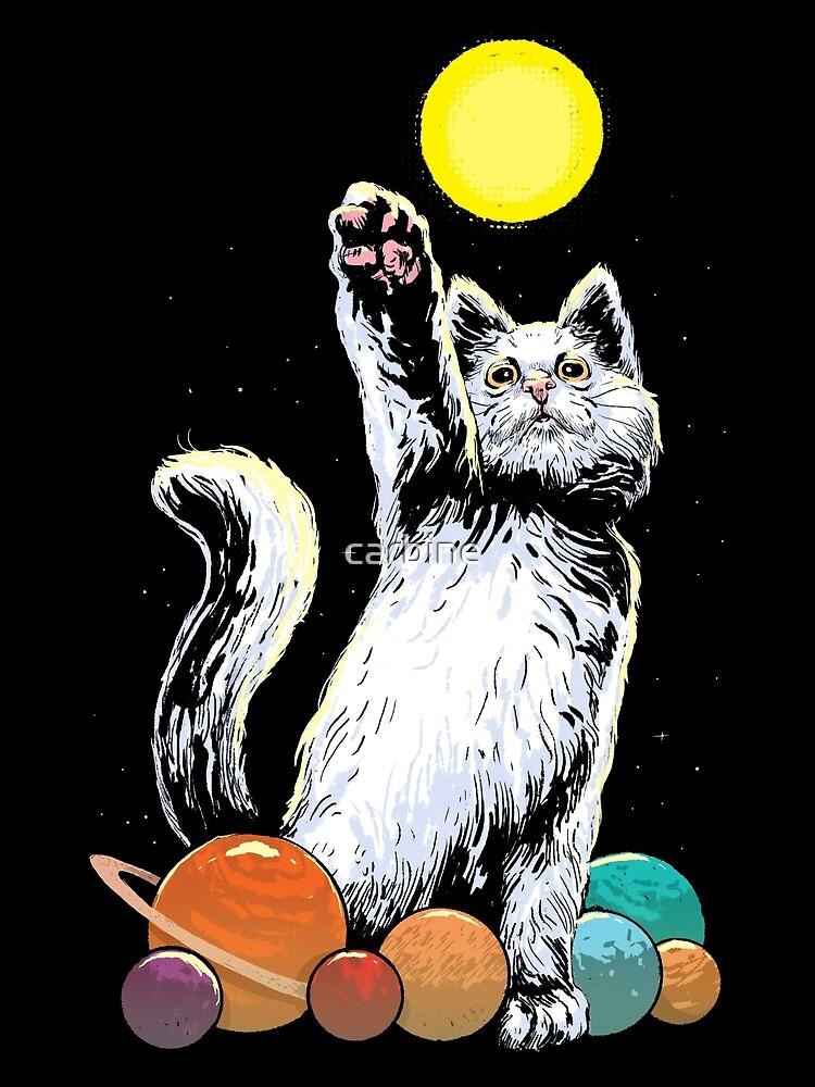 Space Cat von carbine