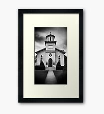 Lakeville Methodist Framed Print