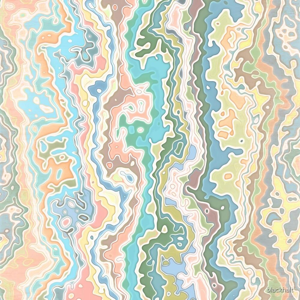 Abstract streams by blackhalt