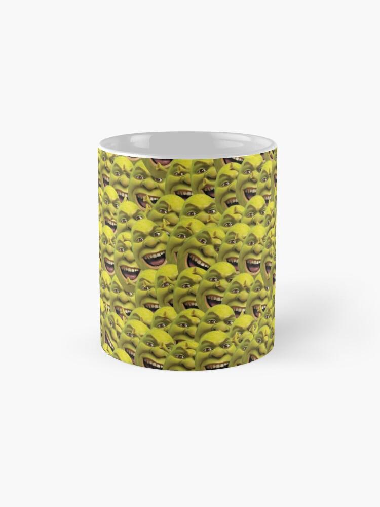 Alternate view of Shrek Mugs