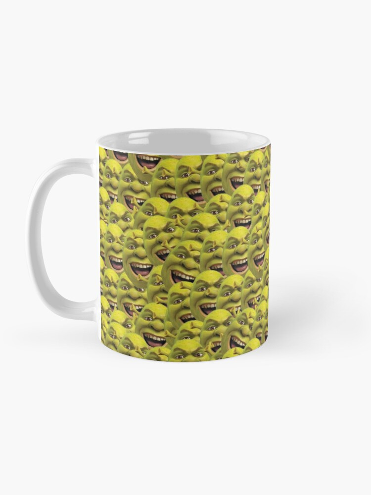 Alternate view of Shrek Mug