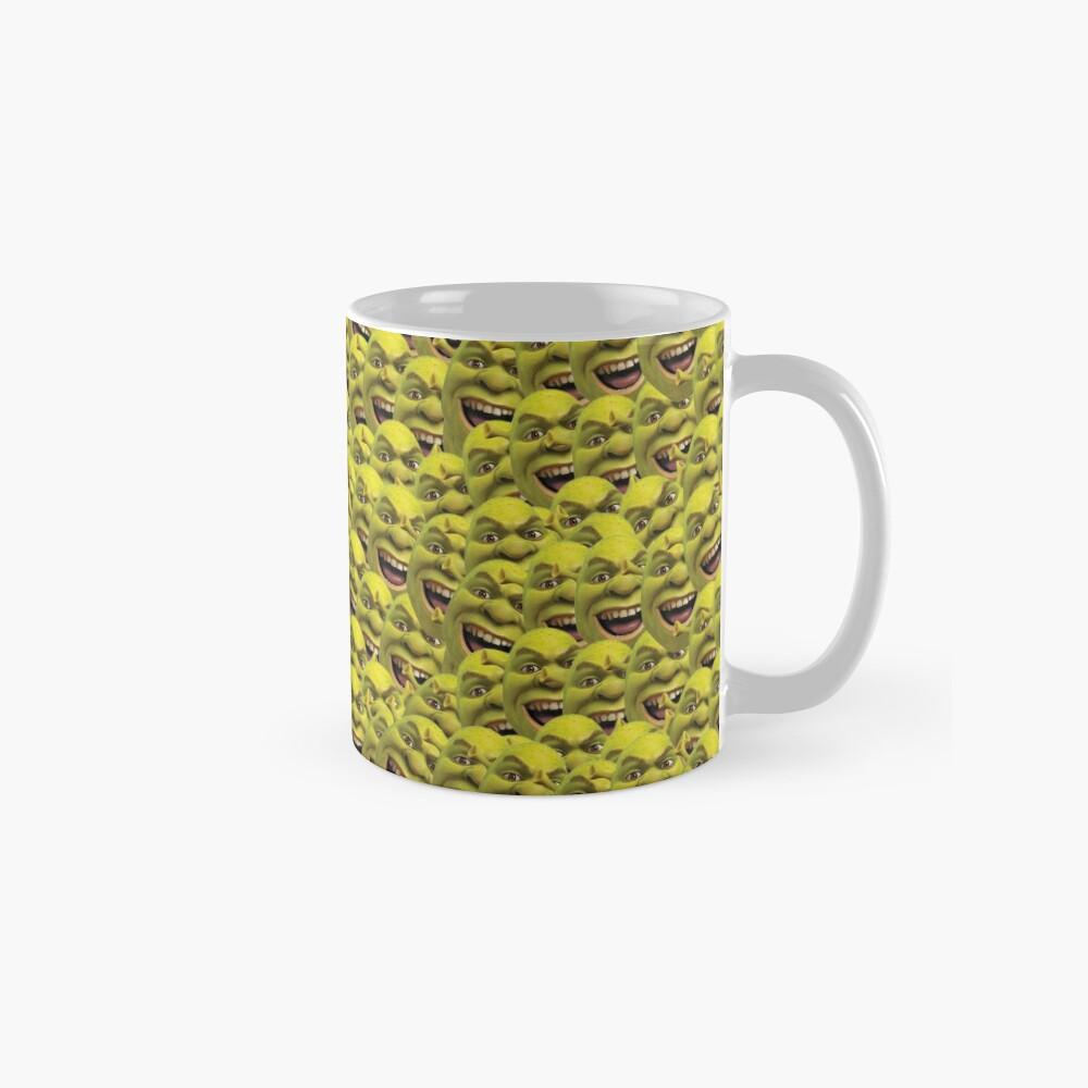 Shrek Mugs