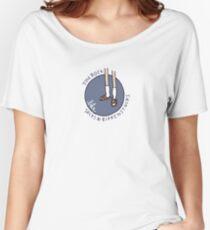 Socks & Birkenstocks Women's Relaxed Fit T-Shirt