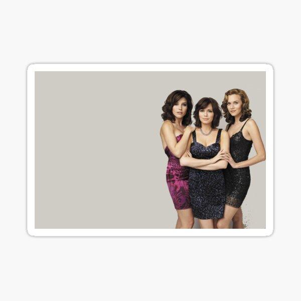 One Tree Hill Girls Sticker