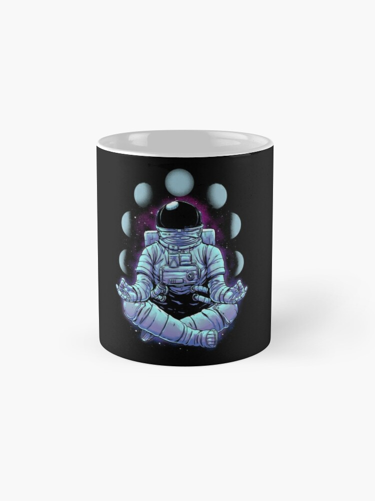 Alternate view of Meditation Mug