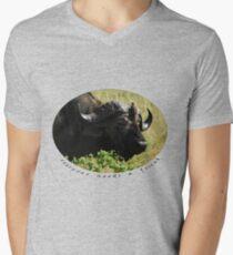 Everyone needs a friend Men's V-Neck T-Shirt
