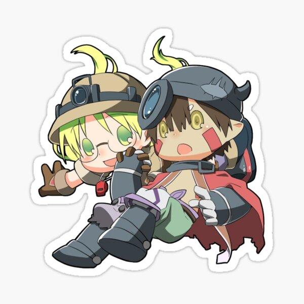 Riko & Reg Sticker