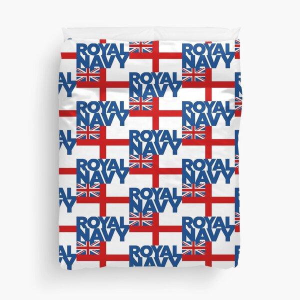 ROYAL NAVY - GREAT BRITAIN Duvet Cover