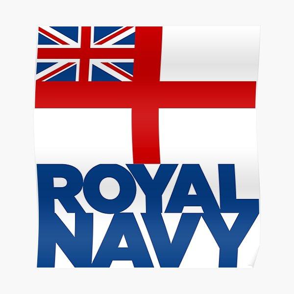 ROYAL NAVY - GREAT BRITAIN Poster