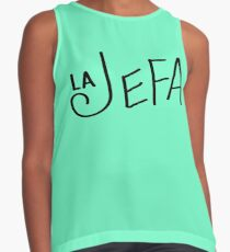 La Jefa Sleeveless Top