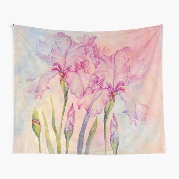 Angel Iris - Pure of Heart Tapestry