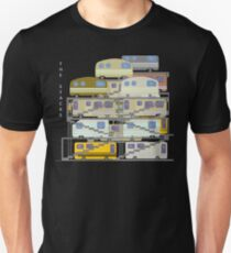 Ready Player One Stacks Unisex T-Shirt