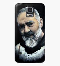 Saint Pio from Pietrelcina Case/Skin for Samsung Galaxy