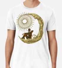Moon Travel Men's Premium T-Shirt