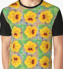 November Nasturtium Graphic T-Shirt