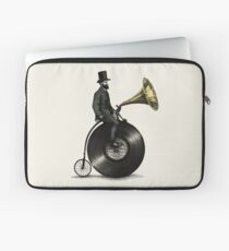 Music Man Laptop Sleeve
