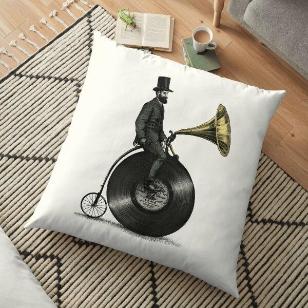 Music Man Floor Pillow