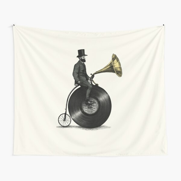 Music Man Tapestry